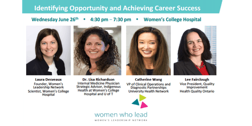 Women's Leadership Network: Achieving Career Success