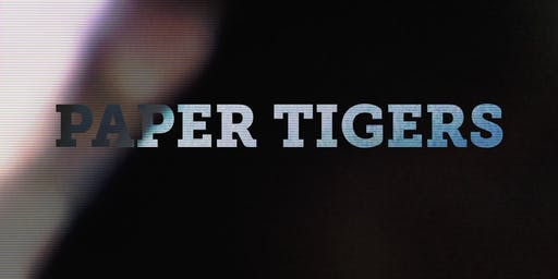 Paper Tigers screening @ Gayton Branch Library, Weds., June 26 @5:30-8:00pm
