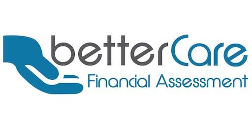 Financial Assessment for Care - Birmingham Show & Tell