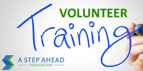 Outreach Volunteer Training - Saturday, July 20 tickets