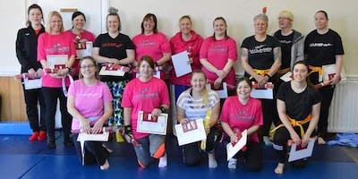 LJJ Ladies Kickboxing 6-week Course Fri Enderby
