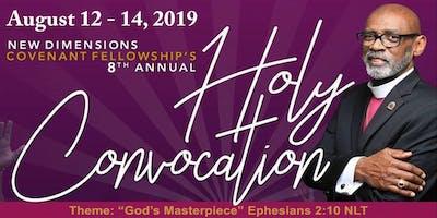 NDCF HOLY CONVOCATION 2019