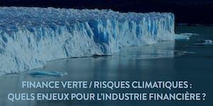 Conférence Club Finance-Contrôle Audit : Green Finance