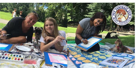 Paint Your Pet Pup Picnic- Central Park July 13 tickets