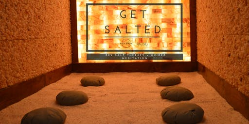 Mothers and Co -- Guided Mediation with Pause Practice & Intown Salt Room
