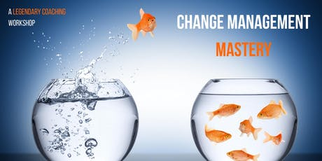 Change Management Mastery - SPRING tickets