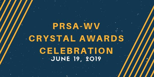 PRSA-WV Crystal Awards Celebration