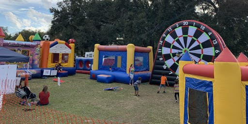 2019 Leesburg back to school bounce bash