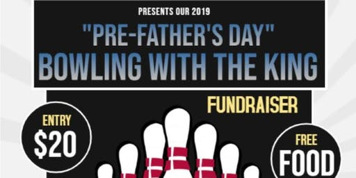 Bowling with the King - Fundraiser