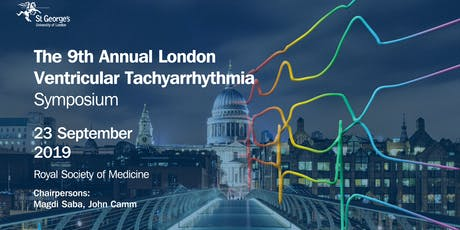The 9th London Ventricular Tachyarrhythmia Symposium tickets