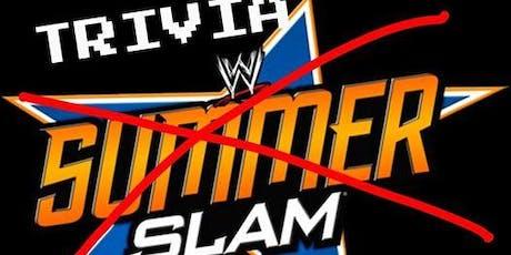 Wrestling Trivia Slam at Memphis Made Brewing tickets