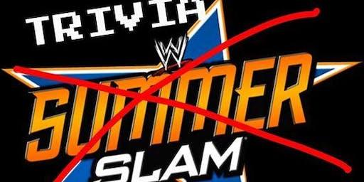 Wrestling Trivia Slam at Memphis Made Brewing