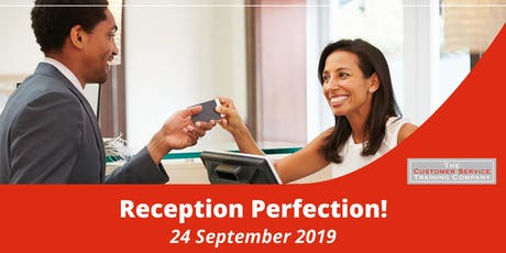 Reception perfection! half-day (24 September 2019) tickets