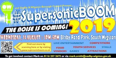 Supersonic Boom 2019