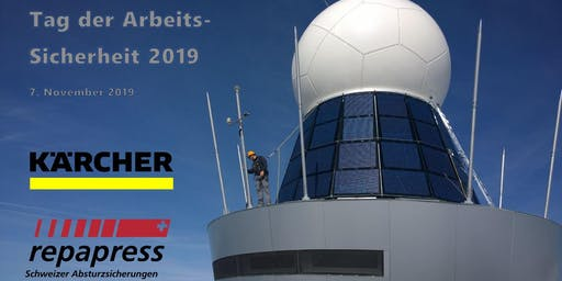 Tag der Sicherheit 2019 (Repapress AG & Kärcher AG)