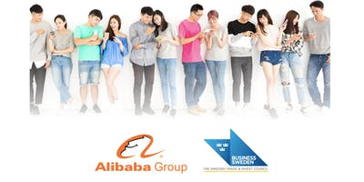 Exporting Swedish Brands to China with Alibaba\