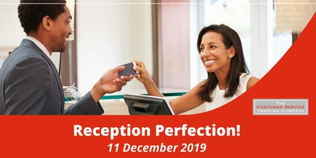 Reception perfection! half-day (11 December 2019) tickets