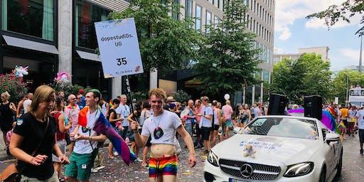 dopemate @ Berlin Pride 2019