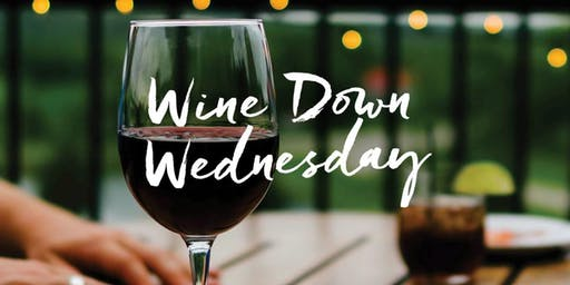 Wine Down Wednesday- Paint Nite-Presented by,  Je'Tadore Expressions