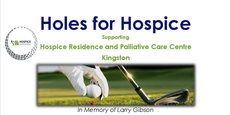 Holes for Hospice tickets
