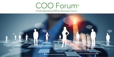 COO Forum - San Diego