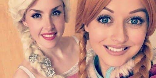 Fringe for Bairns: Elsa Meet & Greet