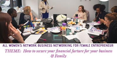 AWN BUSINESS NETWORKING EVENT FOR FEMALE ENTREPREN