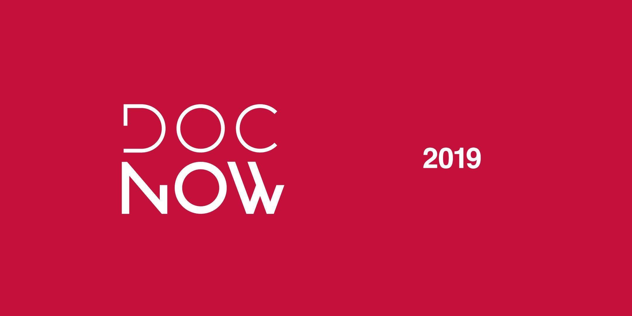DocNow 2019 Film Screenings