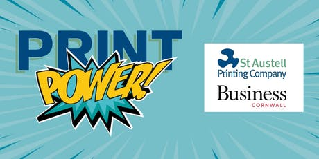 Print Power 2019 tickets