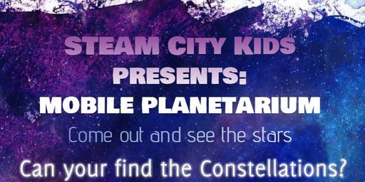 Steam City Kids Mobile Planetarium