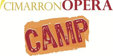 2019 Cimarron Opera Summer Theater Camp tickets
