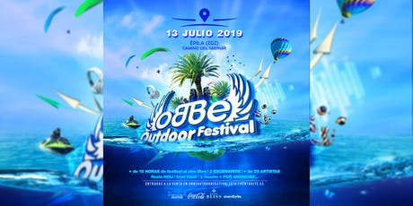 OBBE Outdoor Festival 2019 tickets
