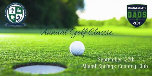 Dads Club Golf Classic