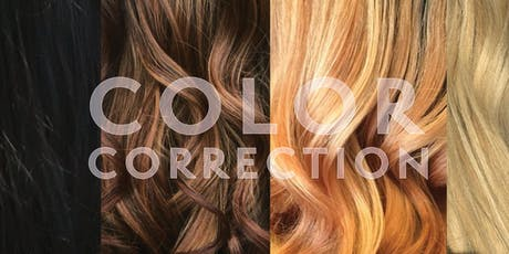Color Correction tickets