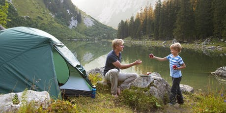Camping Meals Made Easy tickets