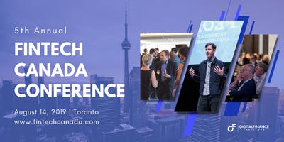 FinTech Canada Conference