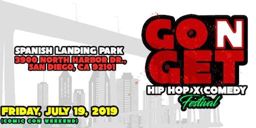 Go N Get Hip Hop x Comedy Festival