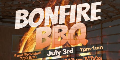 Bonfire / BBQ (Official Barn Party)