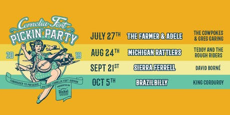 Cornelia Fort Pickin' Party presented by George Dickel  tickets