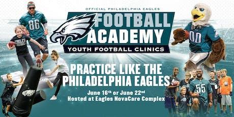 Official Philadelphia Eagles Football Academy tickets