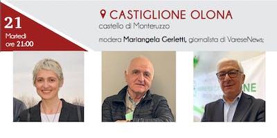 Elezioni comunali Castiglione Olona - Il confronto
