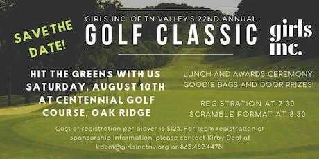 22nd Annual Girls Inc Golf Classic tickets