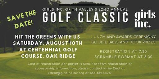 22nd Annual Girls Inc Golf Classic