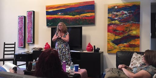 Psychic Gallery with Christiana Gaudet