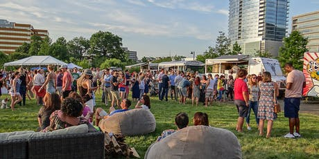 Pizza in The Park: Presented by Half Full Brewery tickets