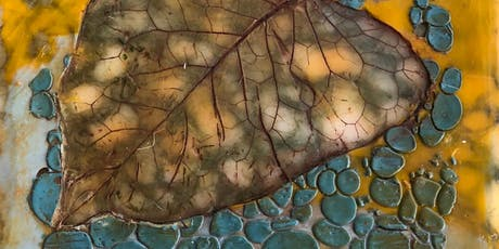 Encaustic Botanical Impressions Class tickets