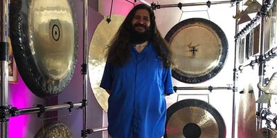 Mike Tamburo of Crown Eternity: Sound Meditation with Gongs & Bells