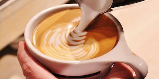 Never Stop Learning: Latte Art