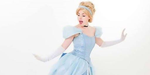 Fringe for Bairns: Cinderella Meet & Greet