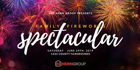 Family Fireworks Spectacular! tickets